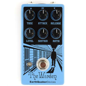 Earthquaker Devices Warden Compressor for sale