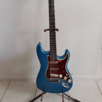 Fender Stratocaster 1965 Lake Placid Blue Metallic