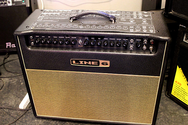 line 6 bogner dt 50 tube guitar amplifier el34 tube amp reverb. Black Bedroom Furniture Sets. Home Design Ideas