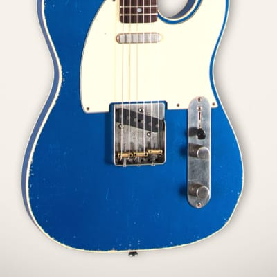 Maybach Maybach Teleman T61 Red Rooster Aged Custom Shop 2020 Lake Placid Blue for sale