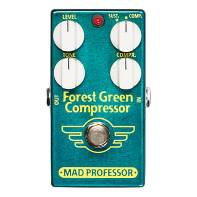 Mad Professor Forest Green Compressor - Used for sale