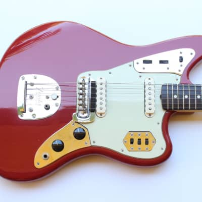 Fender USA Jaguar 62 Re-Issue Dakota Red