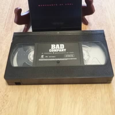 VHS-2002---Bad Company ---Merchants Of Cool