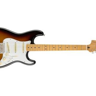 Fender Jimi Hendrix Stratocaster Electric Guitar (3-Color Sunburst) (Used/Mint)