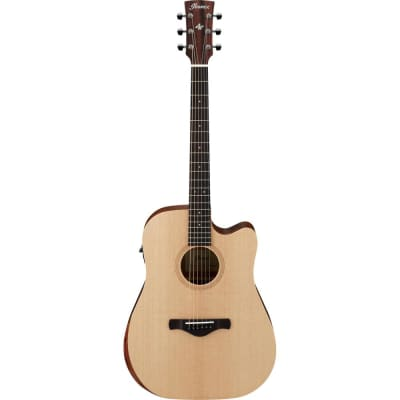 Ibanez Artwood Series AW150CE Acoustic-Electric Guitar - Natural