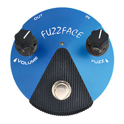 Dunlop FFM1 SI Fuzz Face Mini Pedal for sale