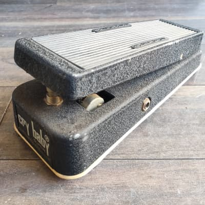 1970's Jen Crybaby Super (Made in Italy) Vintage Wah Pedal for sale