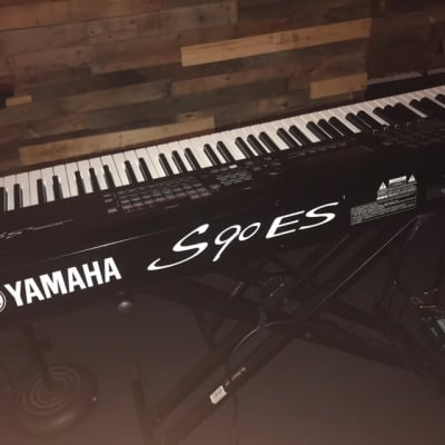 Yamaha S90ES | Sound Programming