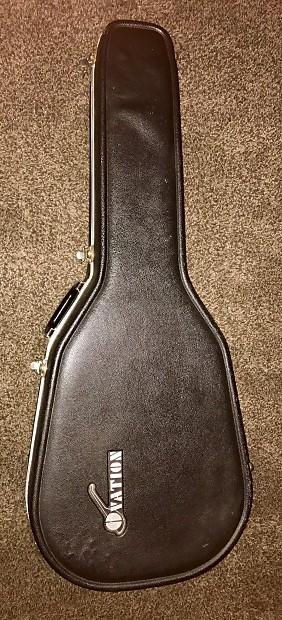 7587523772 Description; Shop Policies. Ovation deep bowl USA hardshell guitar case ...