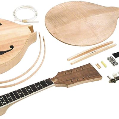 A-Style Acoustic Mandolin Kit - Build Your Own