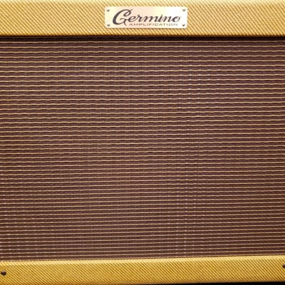 Germino Tweed Deluxe 2016 Lacquered Tweed for sale