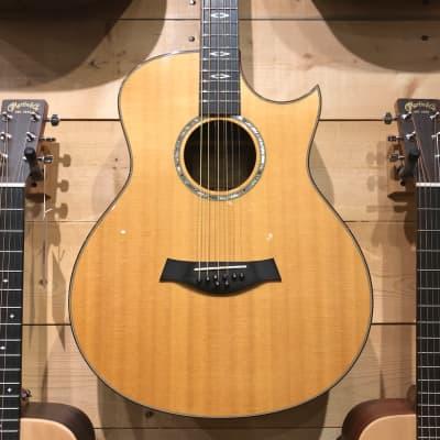 Taylor Custom Grand Symphony 8 String Baritone Acoustic/Electric w/Case