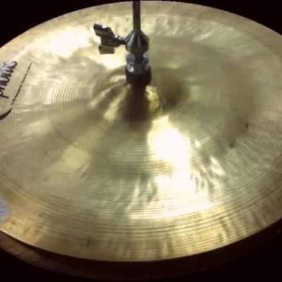 "Bosphorus Gold 15"" China Hi-Hat"