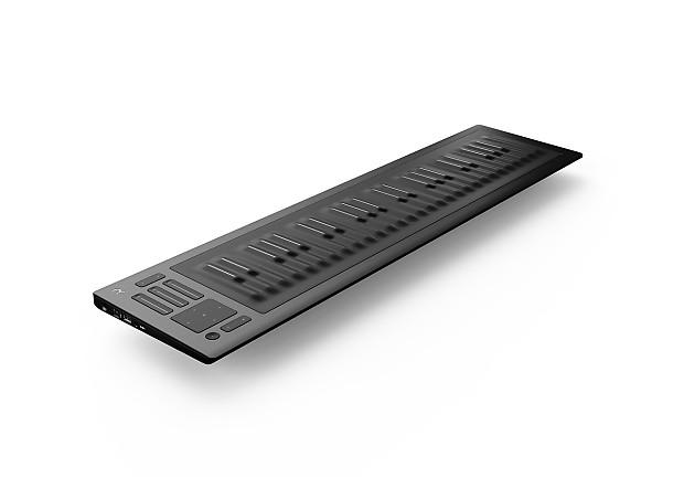 roli seaboard rise 49 midi keyboard controller reverb. Black Bedroom Furniture Sets. Home Design Ideas