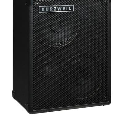 Kurzweil KST-300A Portable Rechargeable Combo Speaker w/Built-In Mixer - (B-Stock)