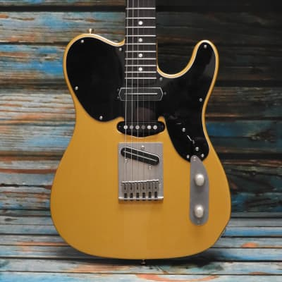 Robin Rawhide Tele 2009 Gold Metallic for sale
