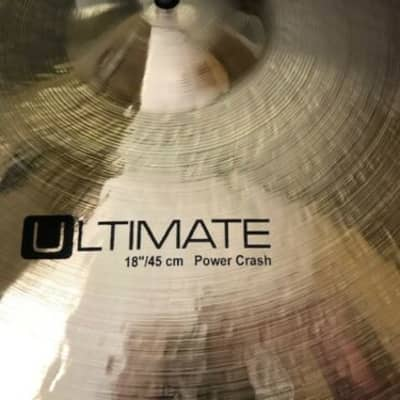 Anatolian Ultimate Power Crash 18""