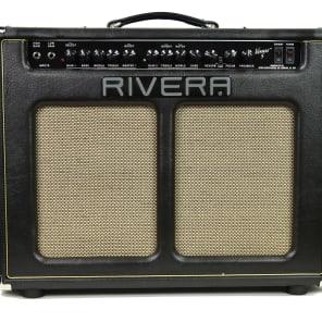 Rivera Venus 5 VNS5-112BLK 35-Watt 1x12 Guitar Combo
