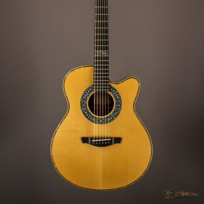 2008 Schwartz Advanced Auditorium Cutaway Cocobolo/Engelmann for sale