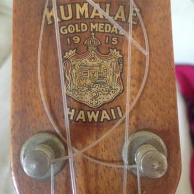 Kumalae  Ukulele 1920-1930s Natural for sale