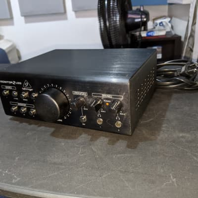 Behringer MONITOR2USB Headphone Monitor Controller