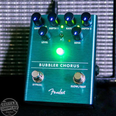 Fender Bubbler Chorus Pedal for sale