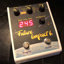 Panda Audio Future Impact Bass Synthesizer Pedal