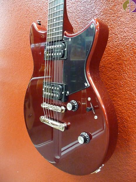 yamaha rs320 revstar electric guitar red copper reverb. Black Bedroom Furniture Sets. Home Design Ideas
