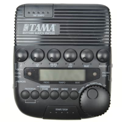 Tama RW200 Rhythm Watch Metronome for sale