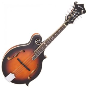 Pilgrim VPM400F Pilgrim Redwood F-Style Mandolin 'F' Holes for sale