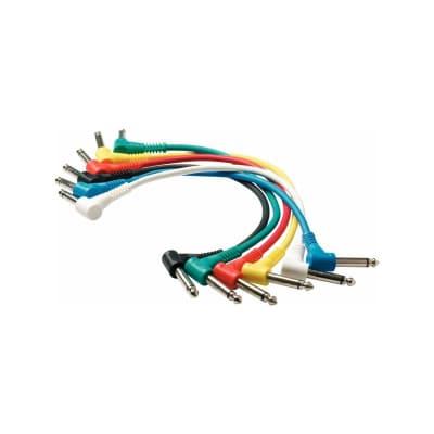 Rockcable Patch Cable 60 cm. 6 Pack