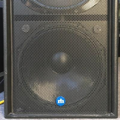 "Renkus-Heinz PN151/4 self powered 12"" & complex conic horn Power Net Loudspeaker - used"