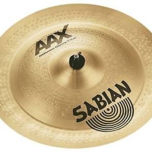 "Sabian 17"" AAX Chinese Brilliant"