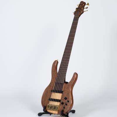 GV Erevos Custom 6-String Bass Guitar for sale