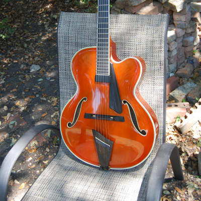 Monteleone Eclipse Special 1996 violin red for sale