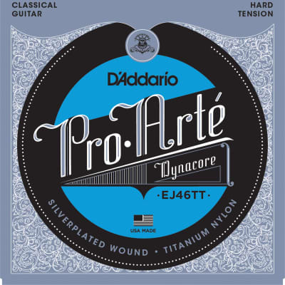 D'Addario PRO-ARTE DYNACORE HARD EJ46TT for sale