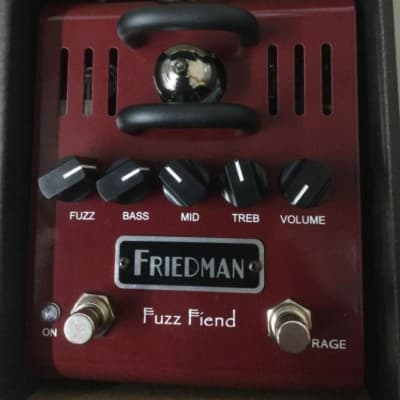 Friedman Fuzz Fiend Tube Fuzz for sale