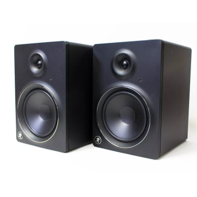 "Mackie MR8mk2 8"" Active Studio Monitors (Pair)"