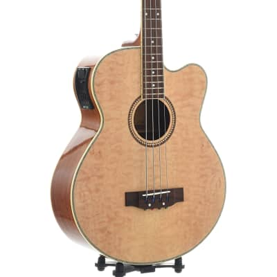 Morgan Monroe MQB-N Acoustic-Electric Bass (2000's) for sale