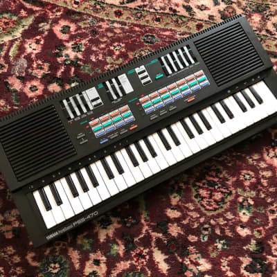 Yamaha PSS-470 Synthesizer