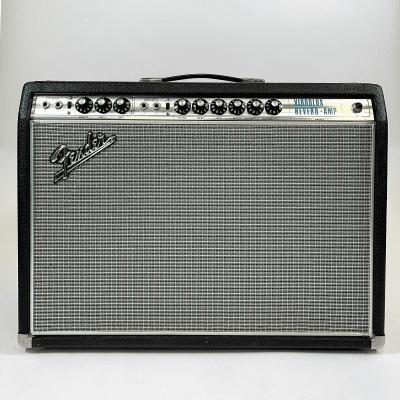 "Fender Vibrolux Reverb ""Drip Edge"" 2-Channel 40-Watt 1x12"" Guitar Combo 1968 - 1969"