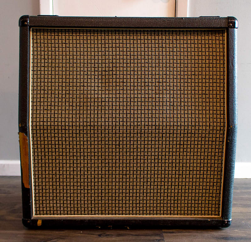 vintage marshall 1960a lead 4 x 12 300w 16ohms guitar speaker reverb. Black Bedroom Furniture Sets. Home Design Ideas