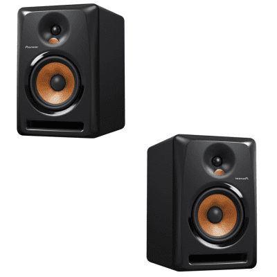 """Pioneer Bulit6 - 6"""" 2-Way 125W Active Reference Monitor (Pair) (Open Box)"""