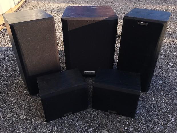 Hook up kenwood surround sound