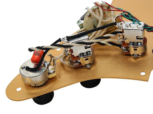 Wiring Kit Hss Strat Wiring Hss Strat Wiring Mods Hss Strat Wiring