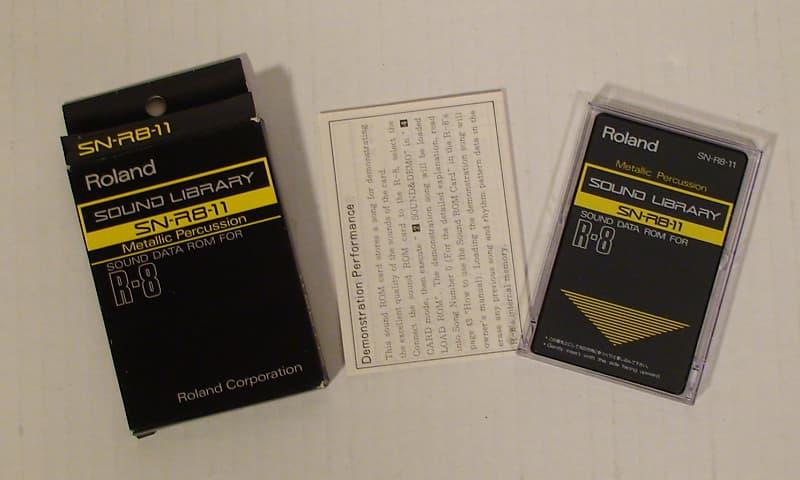 Used Roland SN-R8-11