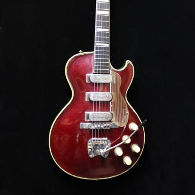 Jacobacci Texas 1963 Red Sparkle for sale