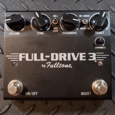 Fulltone Full-Drive 3 Overdrive Boost
