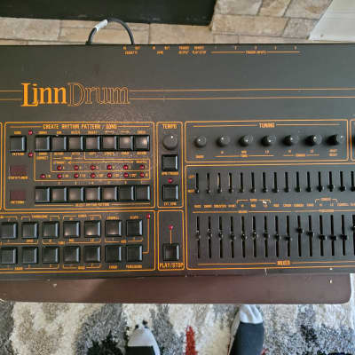 Linn Electronics LinnDrum Machine