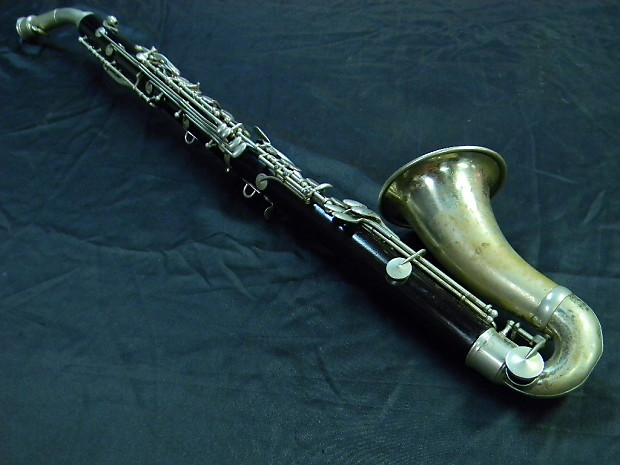 randkowy klarnet selmer
